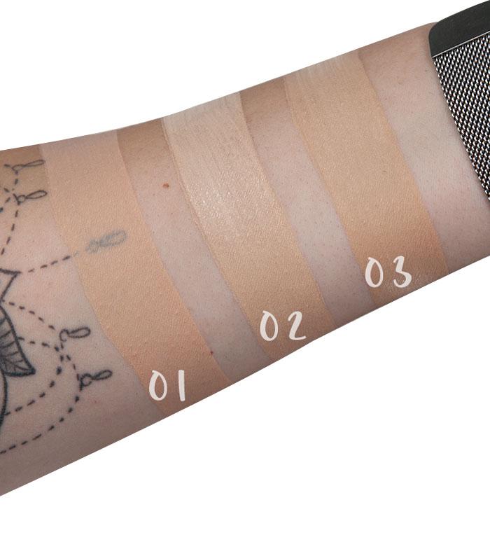 Buy Bell Hypoallergenic Makeup Base Aqua Jelly 02 Light Sand Beige Maquibeauty