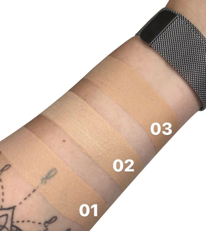 Buy Bell Hypoallergenic Makeup Base Cream Matte 03 Golden Beige Maquibeauty