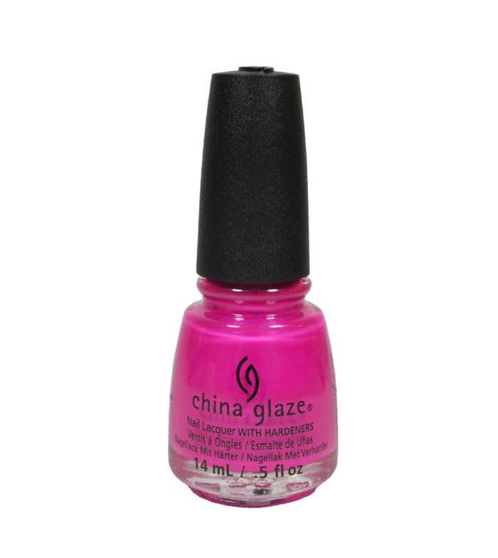 China Glaze Nail Lacquer Cg70290 Purple Panic