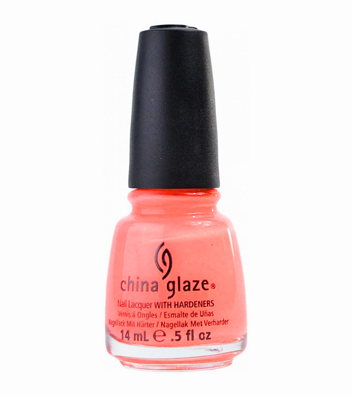 China Glaze *POOLSIDE* - Nail Lacquer - CG80946: Flip Flop Fantasy