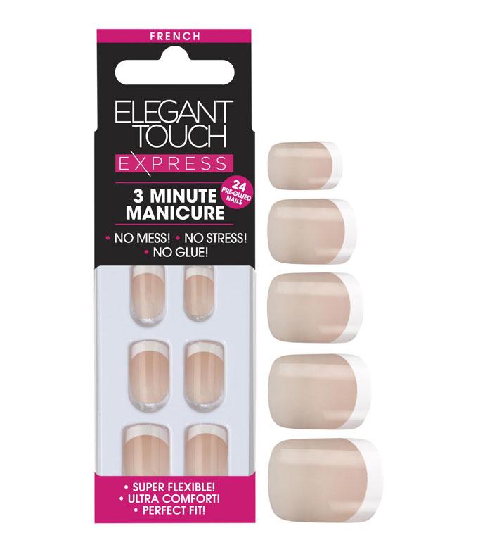 Buy Elegant Touch - Express Fake nails - French Bare > nails > false ...