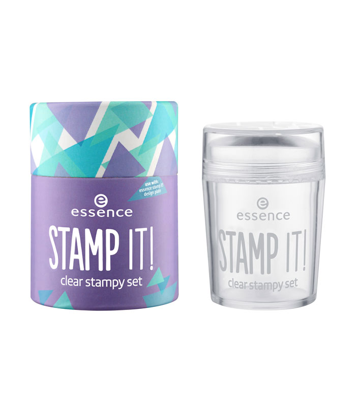 Buy Essence Stamp It Clear Stampy Set Nails Nail Art Makeup