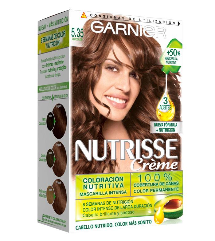 Buy Garnier Coloring Nutrisse 5 35 Chocolate Hair Hair Dyes