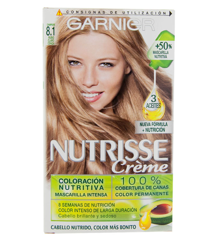 Garnier Nutrisse Hair Color Light Ash Blonde Best Hair Color 2018