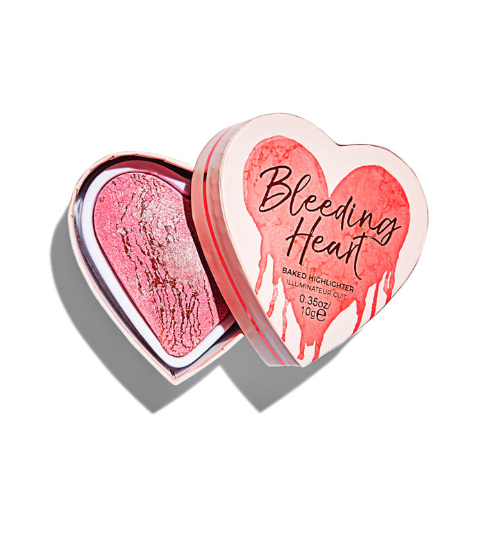 Buy I Heart Makeup Hearts Highlighter Bleeding Heart Face