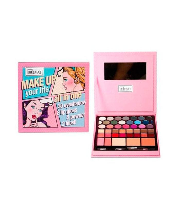 buy idc color make up your life makeup set lips lip gloss makeup. Black Bedroom Furniture Sets. Home Design Ideas