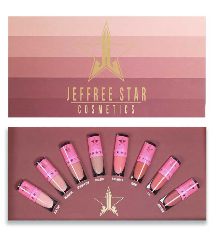 Buy Jeffree Star Cosmetics Velour Liquid Lipsticks Mini