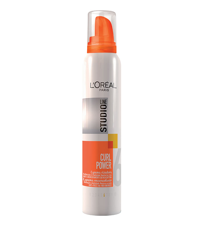Buy Loreal Paris Curling Foam Studio Line Curl Power Hair Fixers