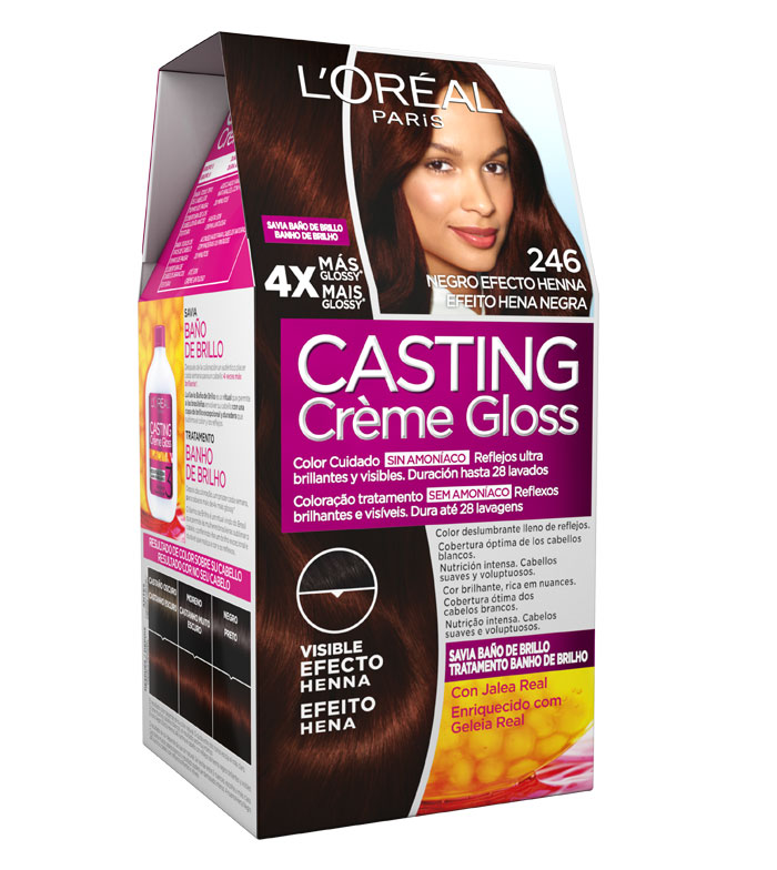 Buy Loreal Collection World Hennas Ammonia Free Color Casting