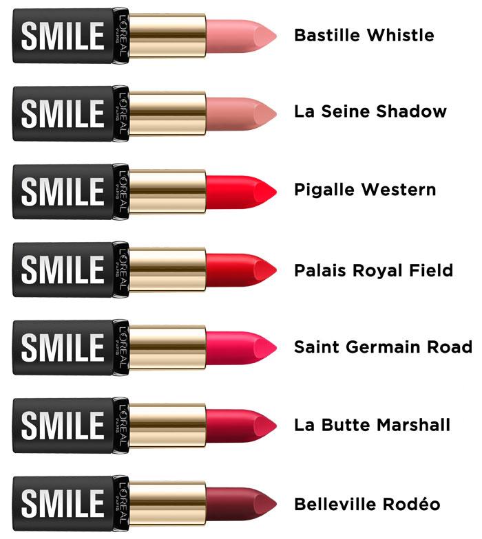 Buy Loreal Paris Color Riche Lipstick Matte x Isabel