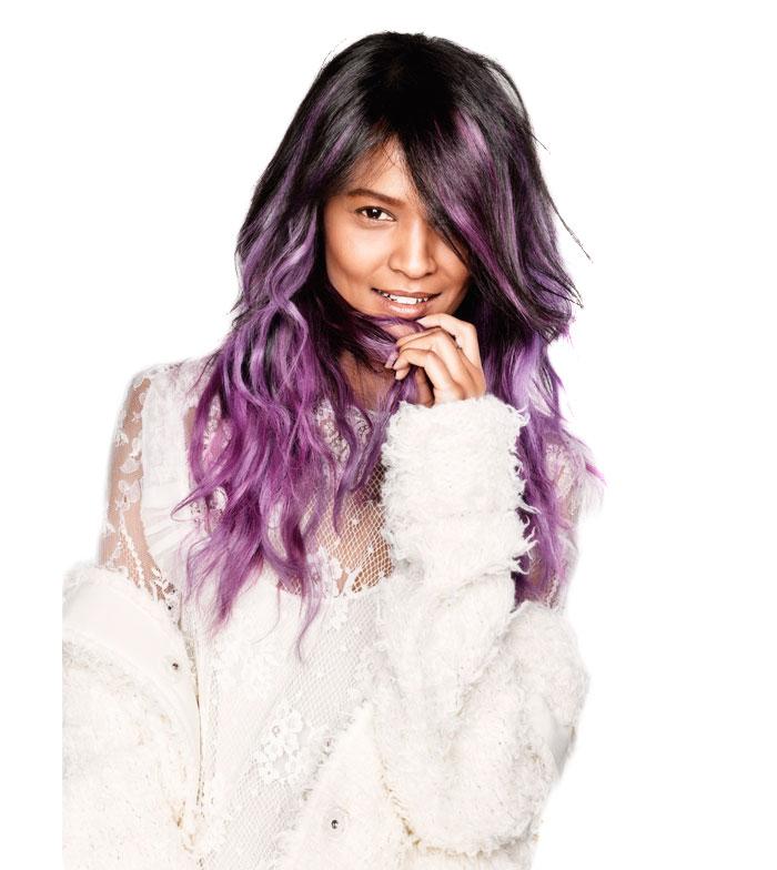 Buy Loreal Paris Colorista Washout Purple Hair Gt Hair