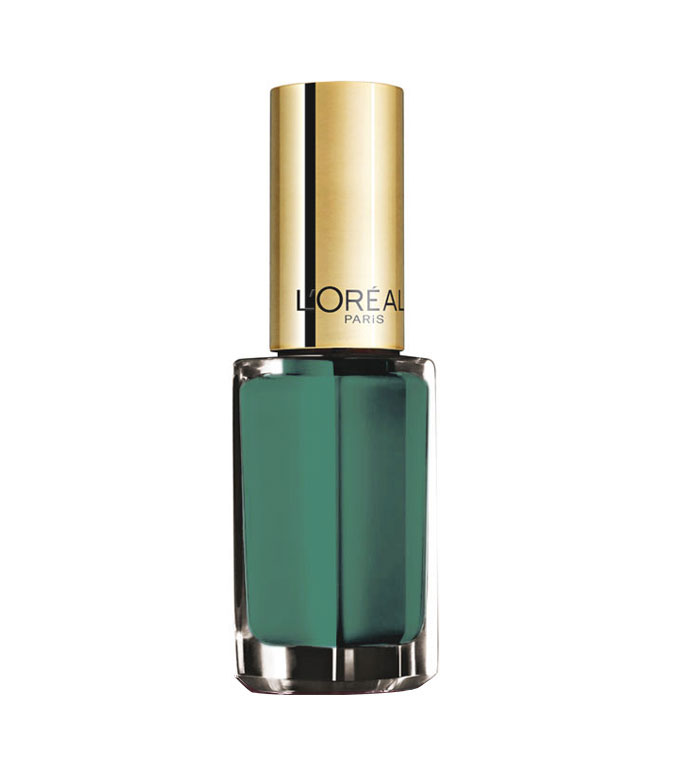 Buy Loreal Paris - Nail Color Riche Le Vernis - 196: Feather Green ...