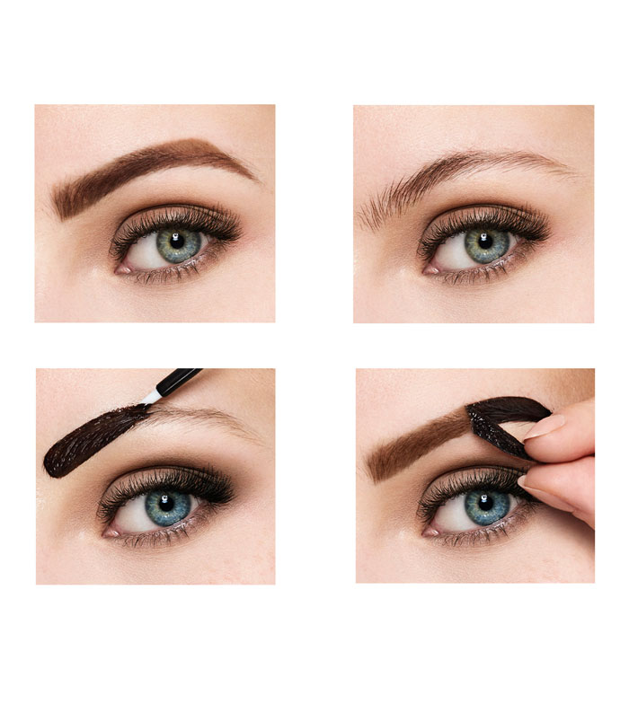 Buy maybelline tattoo brow easy peel off tint medium for Maybelline eyebrow tattoo