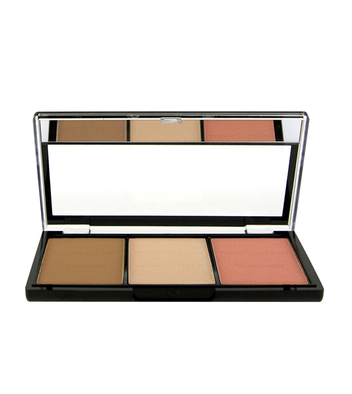 ... Makeup Revolution - Ultra Sculpt & Contour Kit Ultra Fair C01