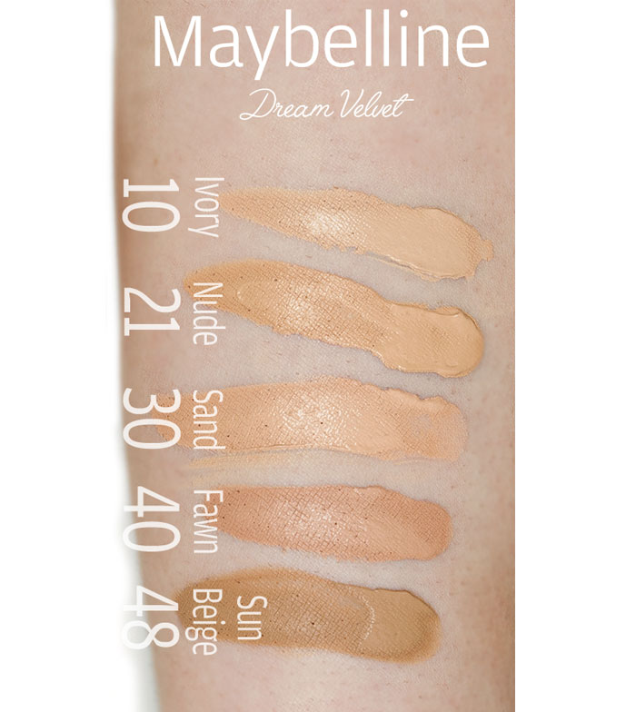 Pure Stay Powder Foundation by Maybelline #3