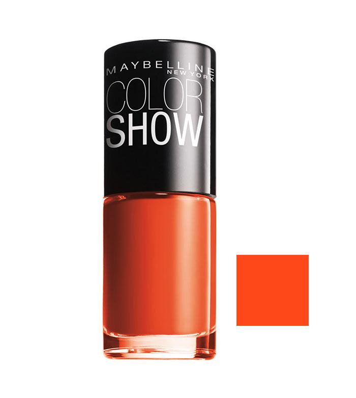 Nail Polish Color Show