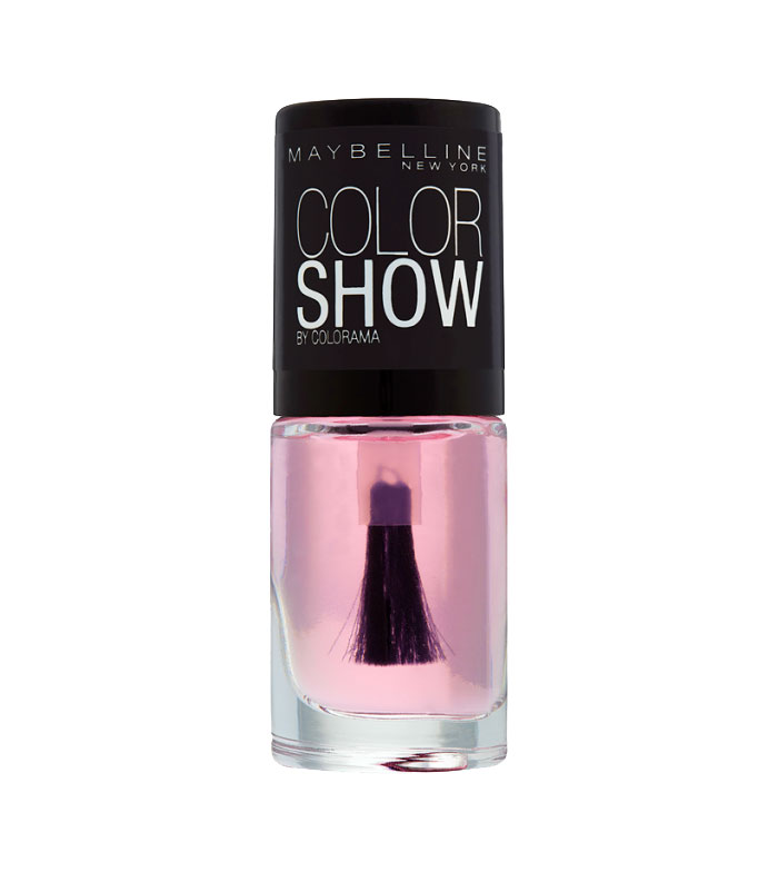 Buy Maybelline - Nail Polish Color Show - 649: Clear Shine > nails ...