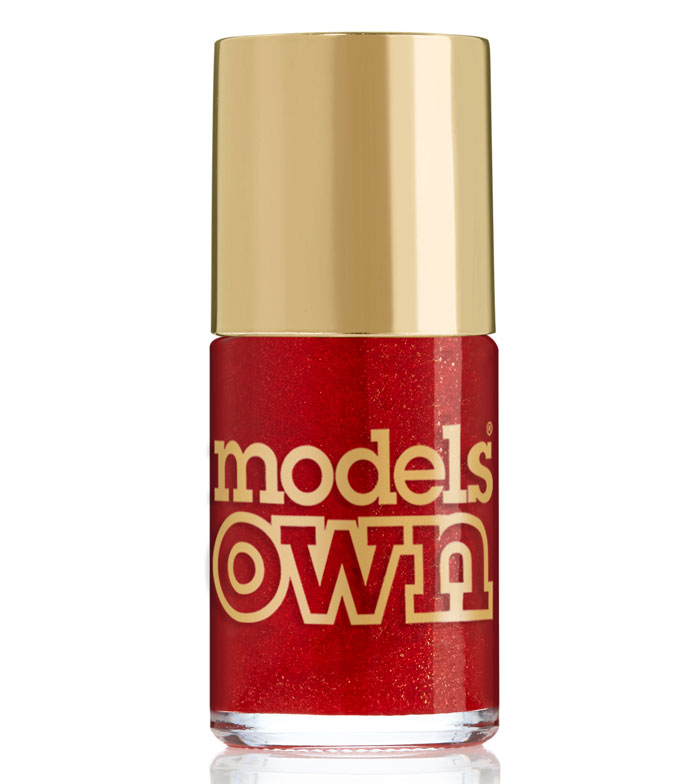 Buy Models Own - Diamond Luxe Nail Polish - 218: Heart Red > nails ...