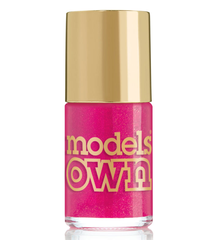 Buy Models Own - Diamond Luxe Nail Polish - 222: Radiant Pink ...