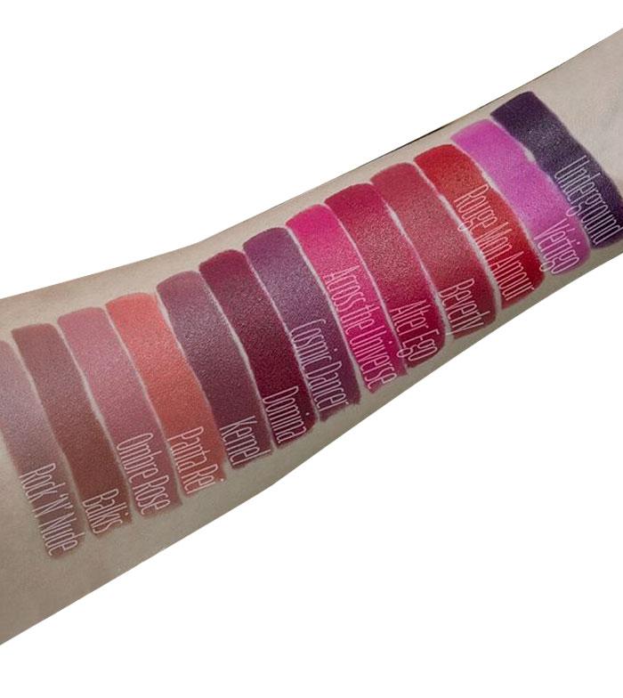 Buy Nabla Lipstick Diva Crime Ombre Rose Lips Lipstick Makeup