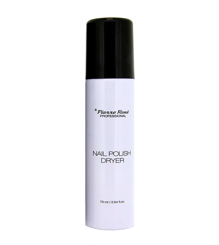 Buy Pierre René - Spray drying nail polish - Quick dryer spray ...