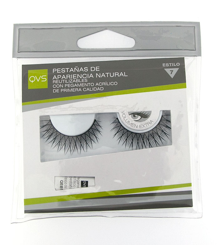 91c15e8049f Buy QVS - Natural looking eyelashes - 07 > eyes > false lashes > makeup