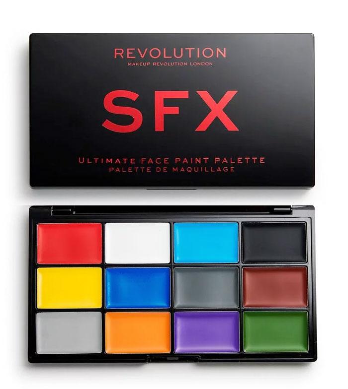 Makeup Revolution Halloween 2020 Buy Revolution   *Halloween 2020*   SFX Halloween Ultimate Face