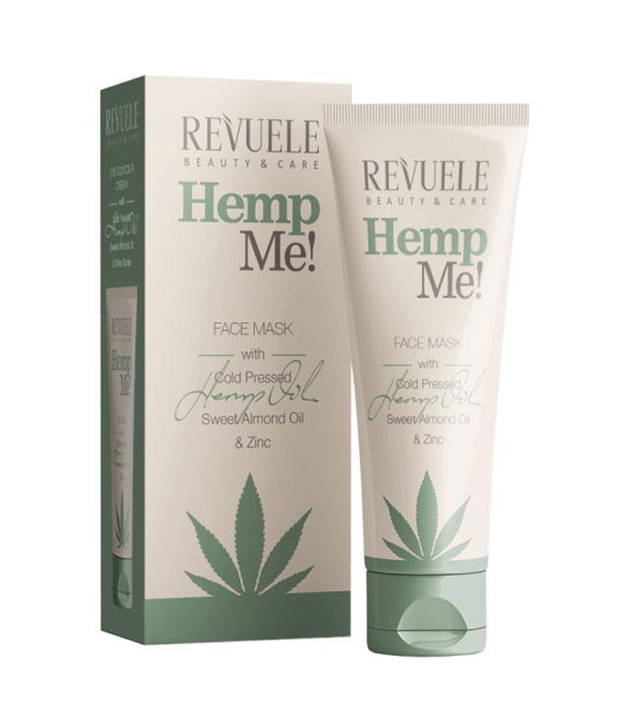 Revuele Hemp Me face mask 80ml