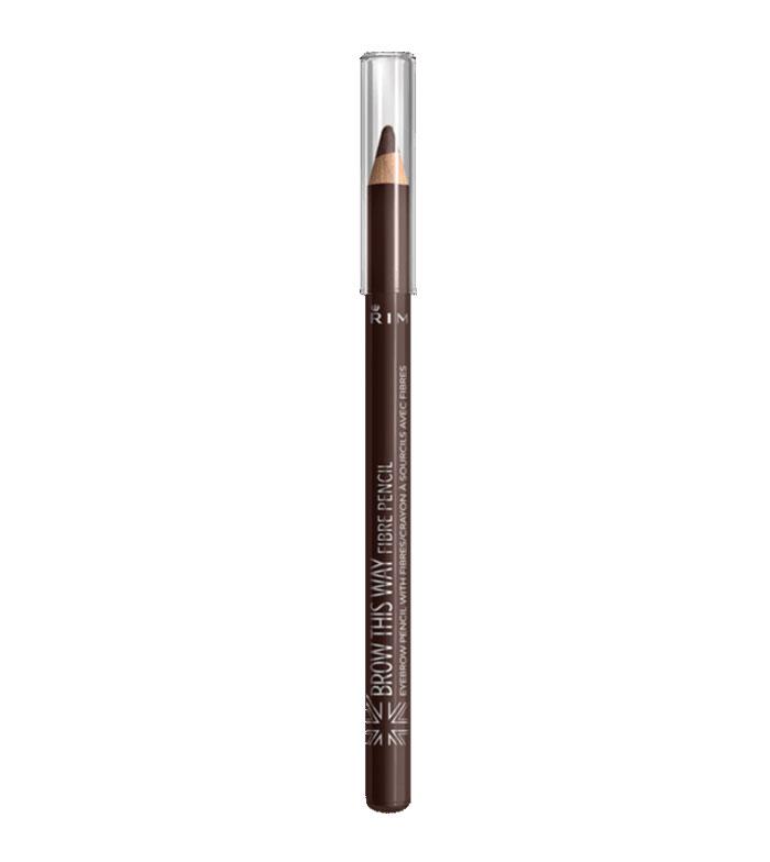 Buy Rimmel London Brow This Way Eyebrow Pencil 003 Dark Eyes