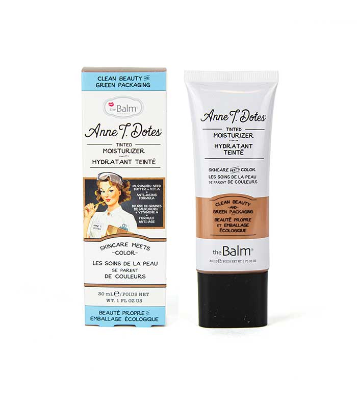 the balm tinted moisturizer