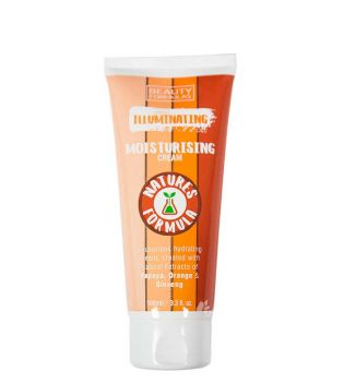 Beauty Formulas - Natures Formula Illuminating Moisturizer Cream