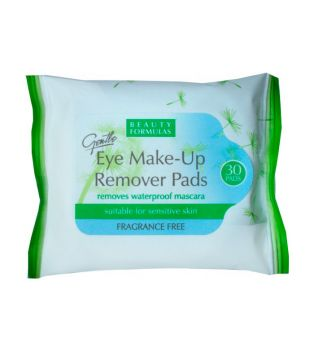 Beauty Formulas - Eye Make-up Remover Pads