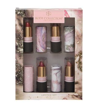Body Collection - Lipstick set