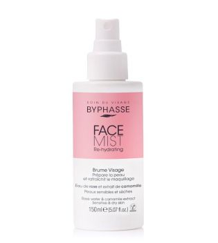 Byphasse - Face Mist Re-Hydrating - Dry and sensitive skin