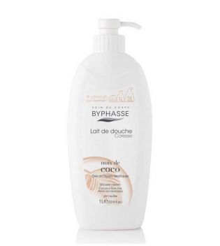Byphasse - Shower gel Caresse 1L - Coco