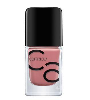 Catrice - ICONails Gel Nail polish - 09: Vintagged Pink