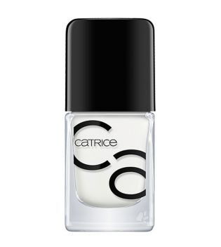 Catrice - ICONails Gel Nail polish - 15: Milky Bay