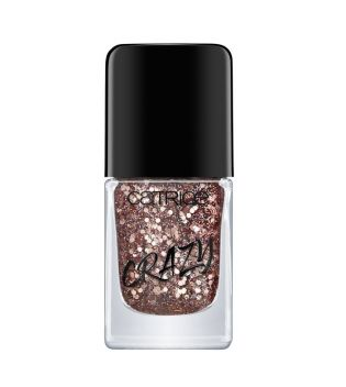 Catrice - ICONails Gel Nail polish - 65: Less Bitter, More Glitter