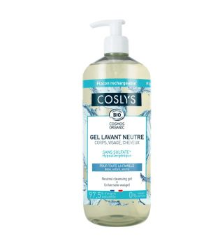 Coslys - Hypoallergenic universal cleansing gel 1L - The whole family