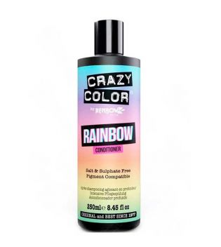 CRAZY COLOR - Rainbow Care Deep conditioner for colored hair