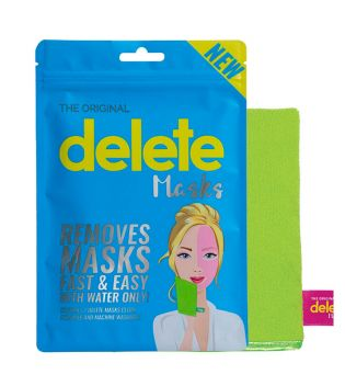 Delete Makeup - Fast & Easy Mask Remover
