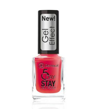 Dermacol - 5 Day Stay Nail Polish - 28