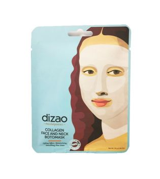Dizao - *Masterpieces* - Collagen Face and Neck Botomask