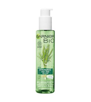 Garnier BIO - Ecological Cleansing Gel Detox Lemongrass