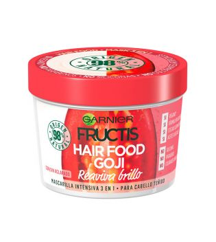 Garnier - Fructis Hair Food Mask 3 in 1 - Goji: Dyed hair