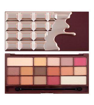 I Heart Makeup - Chocolate Eyeshadow Palette  - Elixir