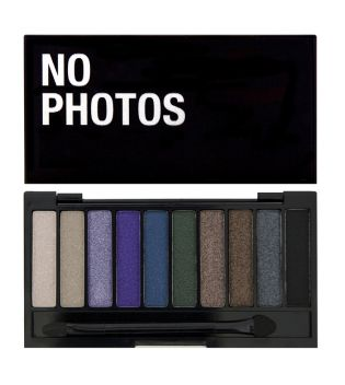 I Heart Makeup - Eyeshadow pallete and Mini Primer - No Photos Please