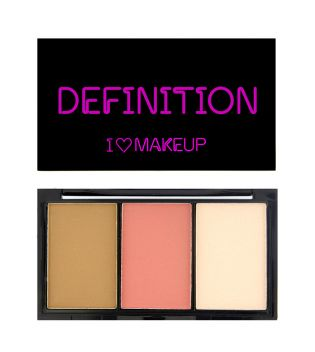 I Heart Makeup  - I Heart Definition - Fair