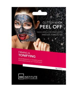 IDC Institute - Peel Off Face Mask - Glitter Mask