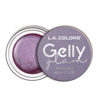 L.A Colors - Gelly Glam Metallic eyeshadow cream - CES287 Rock Star